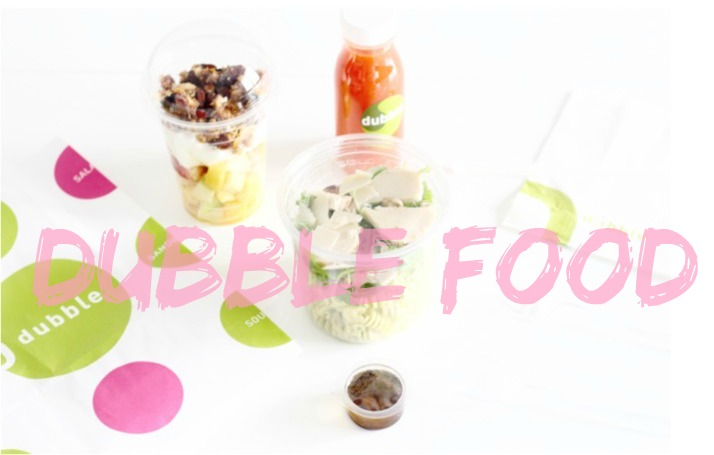 Dubble Food, ou comment manger sain
