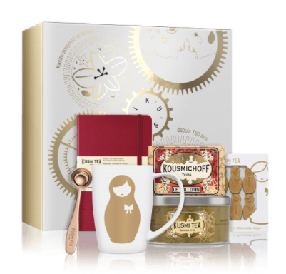 Coffret Kusmi tea